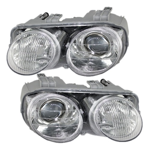 Acura Integra Headlights Lens embly at Monster Auto Parts