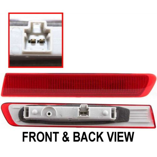 Acura TL Park Signal Side Marker Lights At Monster Auto Parts