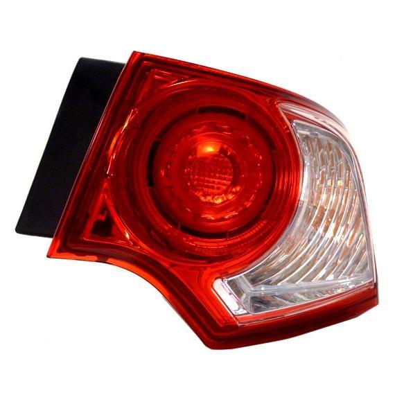 Acura TSX Tail Light At Monster Auto Parts