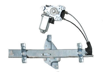 Intrigue replacement window regulator motor assembly right for 2002 buick regal window regulator