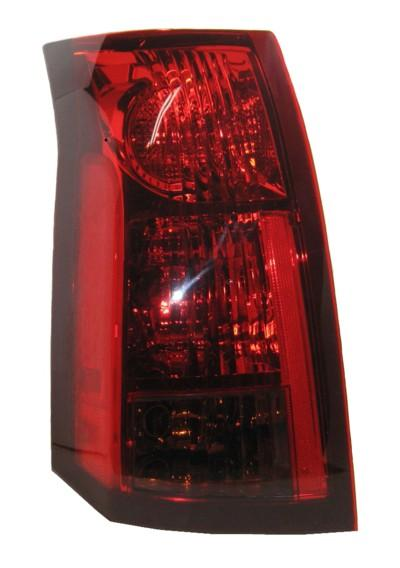 Cadillac CTS Tail Lights Lens At Monster Auto Parts
