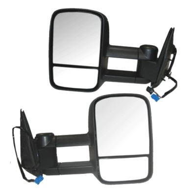 Chevy Tahoe Extendable Towing Mirrors At Monster Auto Parts. Tahoe Towing Mirrors Pair 1 Left Right. Chevrolet. 2002 Chevy Tahoe Mirror Parts Diagram At Scoala.co