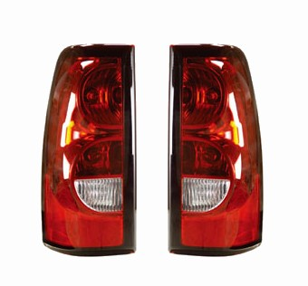chevy silverado tail light assembly at monster auto parts. Black Bedroom Furniture Sets. Home Design Ideas