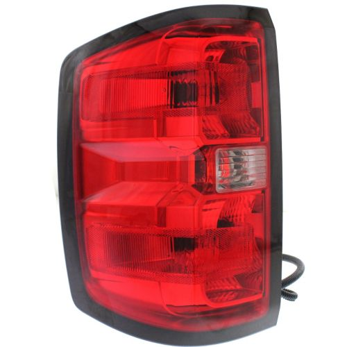 1222 1218L chevy silverado tail light assembly at monster auto parts  at soozxer.org