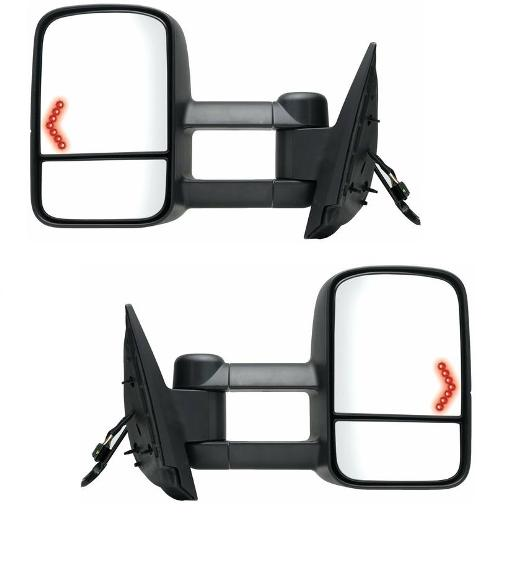 chevy silverado towing mirrors extendable at monster auto parts. Black Bedroom Furniture Sets. Home Design Ideas