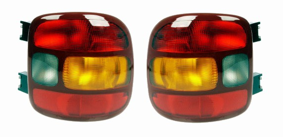 silverado replacement tail lamp at monster auto parts. Black Bedroom Furniture Sets. Home Design Ideas