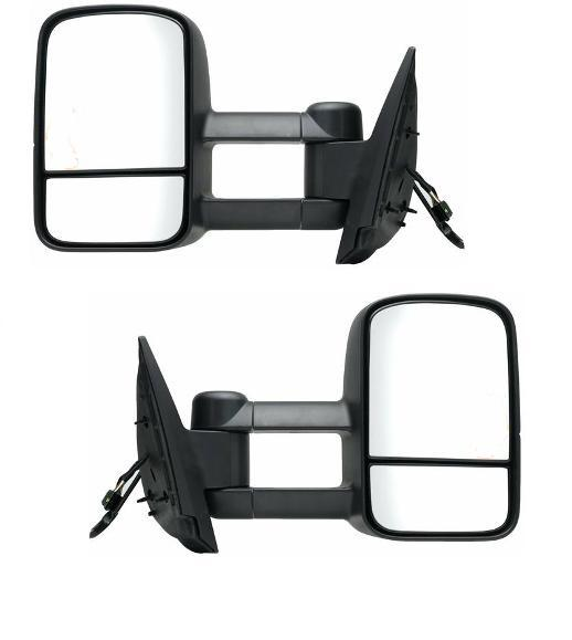 Chevy Silverado Towing Mirrors Extendable At Monster Auto Parts. Chevy Tow Mirrors. Chevrolet. 2002 Chevy Tahoe Mirror Parts Diagram At Scoala.co
