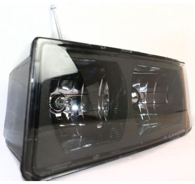02 06 chevy avalanche headlight lens assembly at monster auto parts. Black Bedroom Furniture Sets. Home Design Ideas