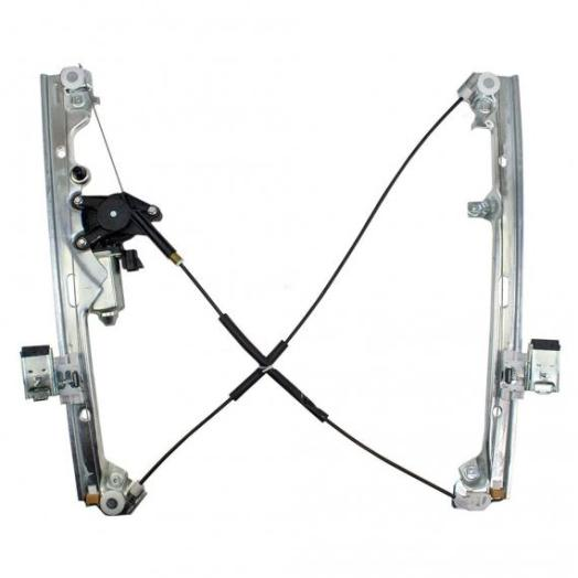 silverado power window regulator motor 99