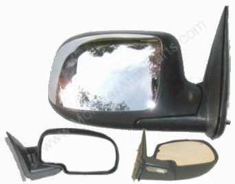 Chevrolet Suburban Mirrors At Monster Auto Parts