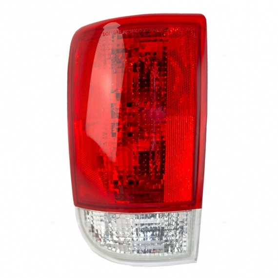Gmc Envoy Tail Light Assembly At Monster Auto Parts