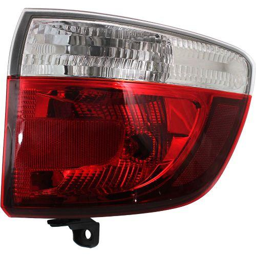 dodge durango replacement tail light cover at monster auto parts. Black Bedroom Furniture Sets. Home Design Ideas