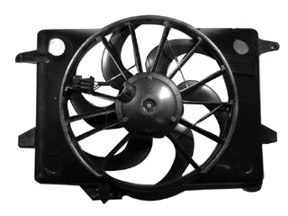 Car Radiator Cooling Fan Built To Oem Specifications Durable Materials