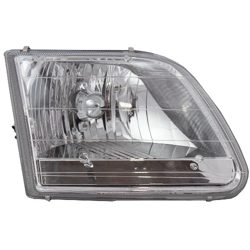 ford truck replacement headlights at monster auto parts. Black Bedroom Furniture Sets. Home Design Ideas