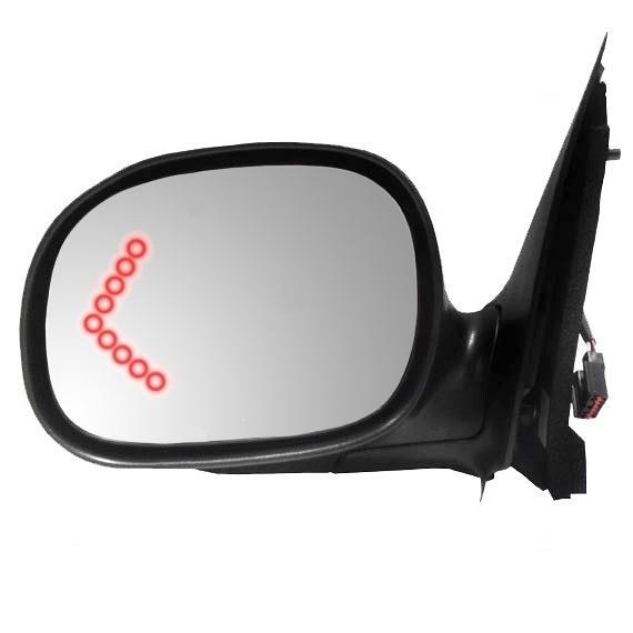 Ford f150 door mirrors at monster auto parts for 1998 ford f150 rear window replacement