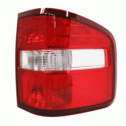ford f150 flairside step side tail light lens cover housing assembly. Black Bedroom Furniture Sets. Home Design Ideas