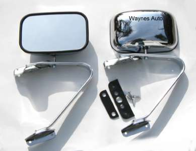 Picture 2471 ford f150 f250 f350 mirrors at monster auto parts