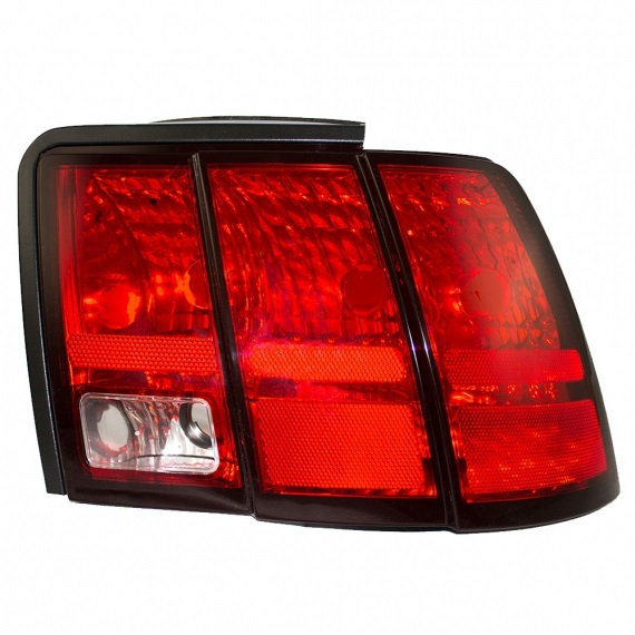 ford mustang tail light assemblies at monster auto parts. Black Bedroom Furniture Sets. Home Design Ideas