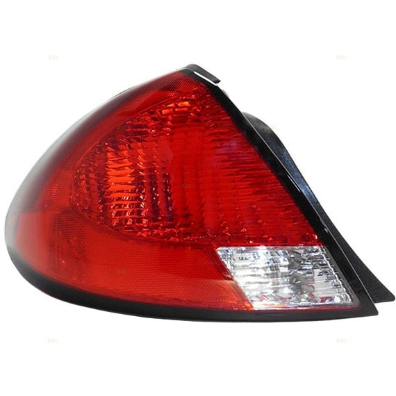 Ford Taurus Tail Light Replacement At Monster Auto Parts
