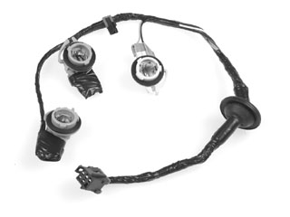 gmc savana tail light wiring harness at monster auto parts. Black Bedroom Furniture Sets. Home Design Ideas