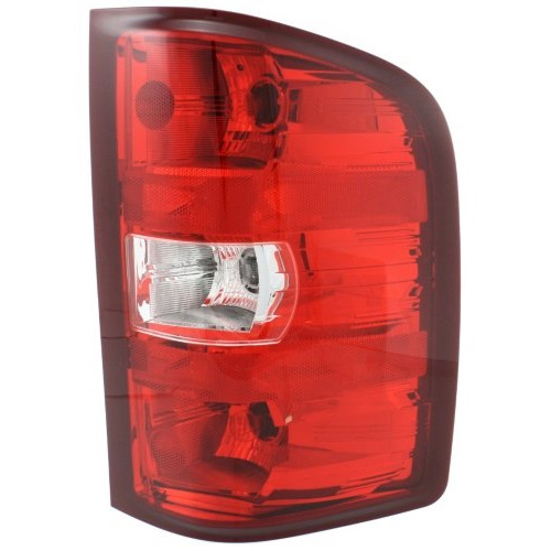 Gmc Sierra Tail Light Assembly At Monster Auto Parts