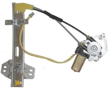 Honda accord power window motor regulator at monster auto for 1997 honda accord window motor