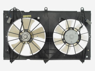 Honda Accord Engine Cooling Fan Motor Radiator Fans At Monster Auto