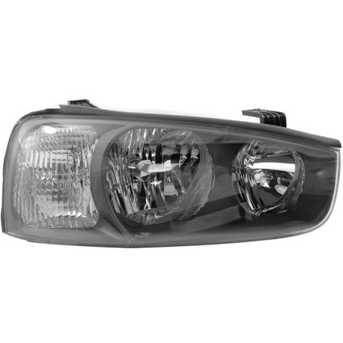 Elantra Replacement Headlamp Assembly