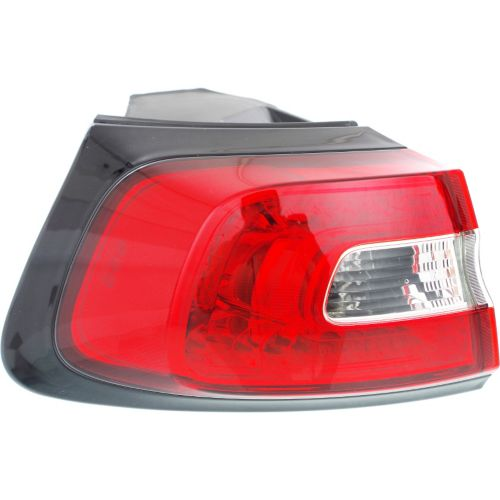 Jeep Tail Light Lenses : Jeep cherokee tail light assembly at monster auto parts