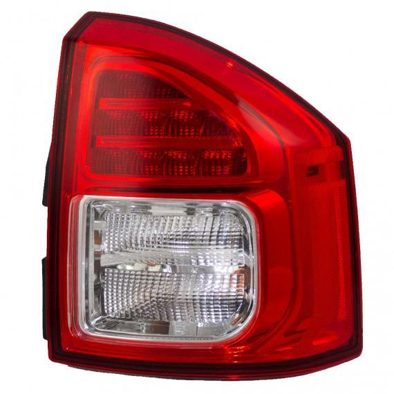 Chrysler 200 Tail Lights Lens At Monster Auto Parts