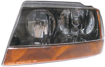 JEEP GRAND CHEROKEE HEADLIGHT 1999 2002* Grand Cherokee Laredo