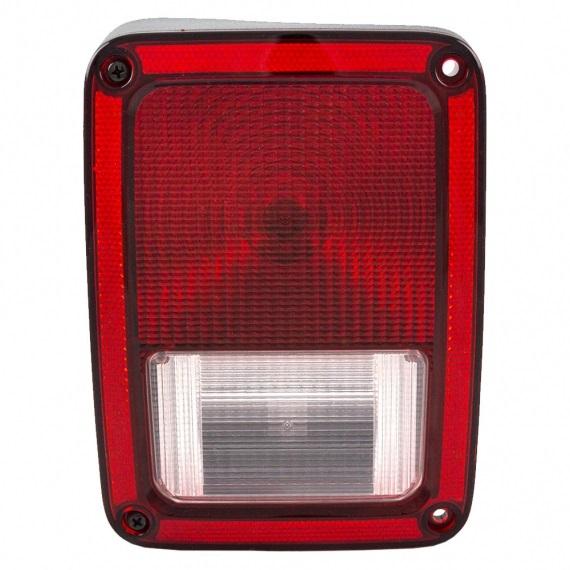 Jeep Wrangler Tail Light Assemblies At Monster Auto Parts