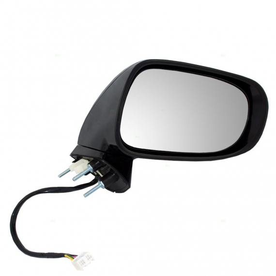 lexus rx 350 2013 how to turn on heated mirror