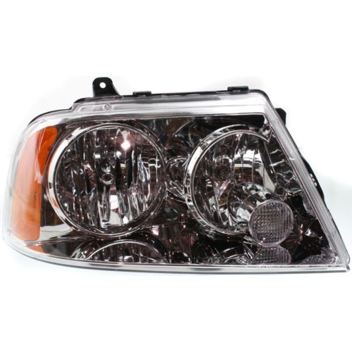 Lincoln Navigator Headlights Lens At Monster Auto Parts