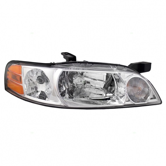 4221 0010R 2000 2001 Nissan Altima Front Headlamp Right 5995