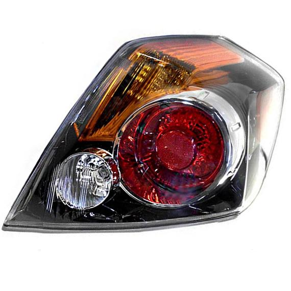 nissan altima tail light lens at monster auto parts. Black Bedroom Furniture Sets. Home Design Ideas