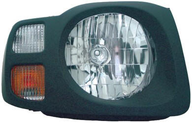 nissan xterra headlights lens at monster auto parts. Black Bedroom Furniture Sets. Home Design Ideas