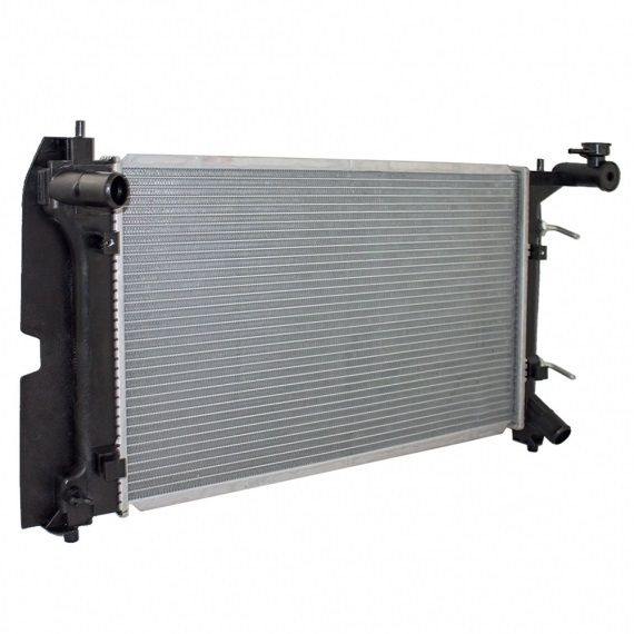 toyota corolla radiator at monster auto parts. Black Bedroom Furniture Sets. Home Design Ideas