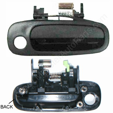 Toyota Corolla Replacement Door Handle At Monster Auto Parts
