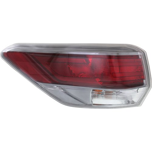 Toyota Highlander Tail Light At Monster Auto Parts. Highlander Replacement Tail Light Assembly. Toyota. 2001 Toyota Highlander Tail Light Wiring At Scoala.co