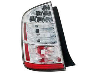 toyota prius tail light lens at monster auto parts. Black Bedroom Furniture Sets. Home Design Ideas