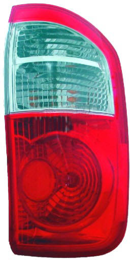toyota tundra tail light lens taillights at monster auto parts. Black Bedroom Furniture Sets. Home Design Ideas