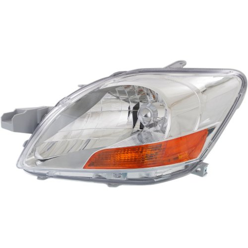 Toyota Yaris Drivers Front Headlight