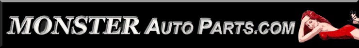 monster auto parts for new replacement car and truck parts